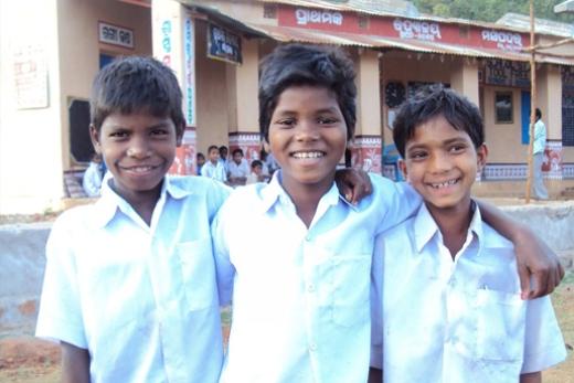 storie di adozioni a distanza: Kishore
