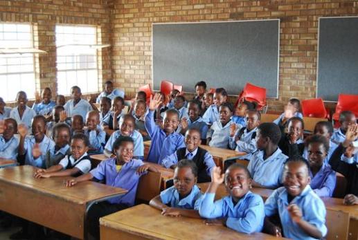scuole in Africa