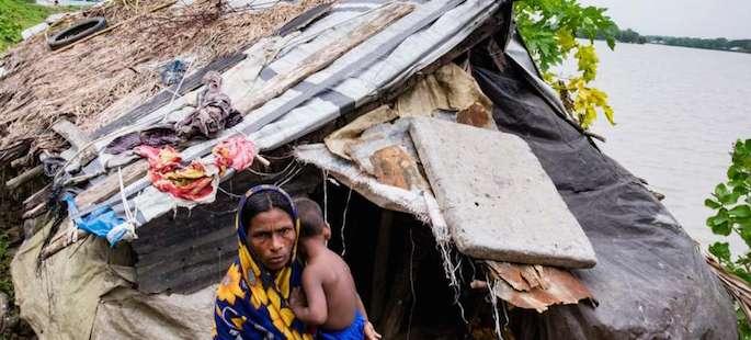cambiamenti climatici e povertà