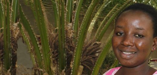 storie di adozione a distanza: Sainey