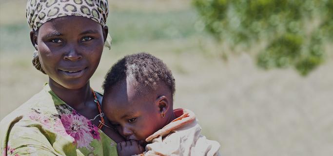 storie di adozione a distanza: Madina