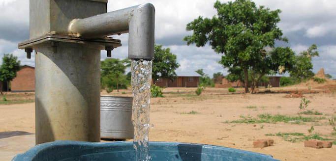 acqua potabile nel mondo