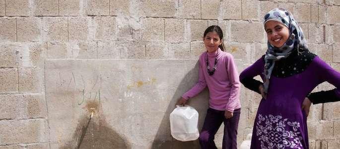 acqua fonte di vita