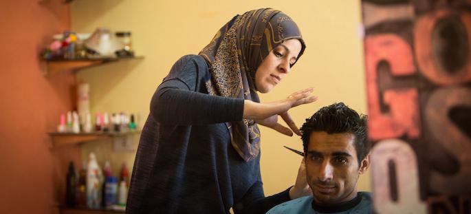 storie di adozione a distanza: Fatma