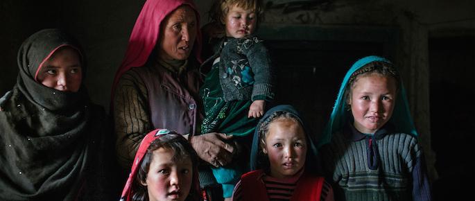 discriminazione delle donne in Afghanistan