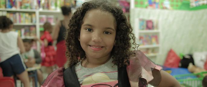 storie di adozione a distanza: Manuela