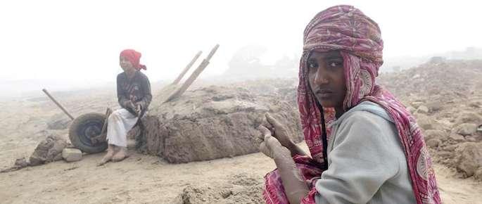 problemi del mondo: lavoro minorile
