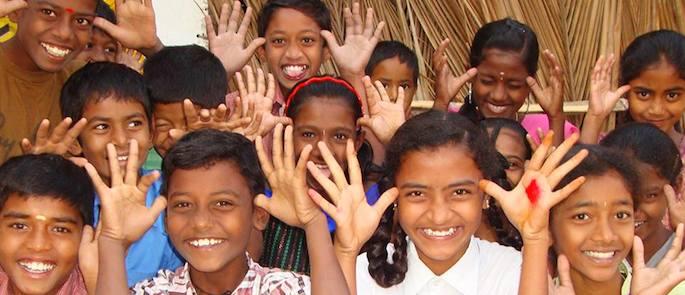 bambini intoccabili India
