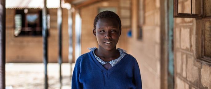 storie di adozione a distanza: Chepturu