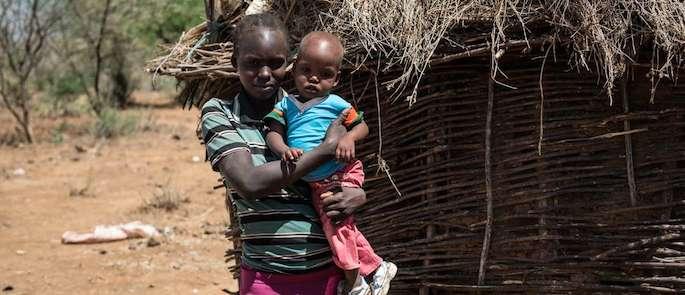 storie di adozione a distanza: Damaris
