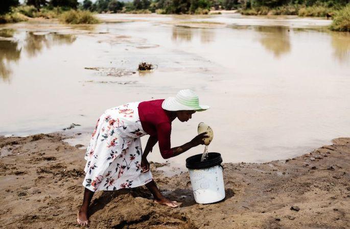 acqua dolce nel mondo