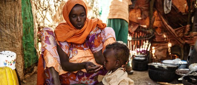 carestia: cause e significato