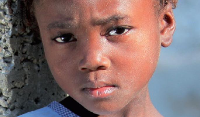 storie di adozione a distanza: Josiane