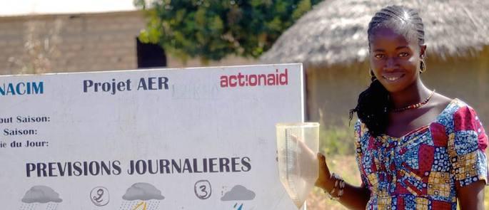 storie di adozione a distanza: Fatou