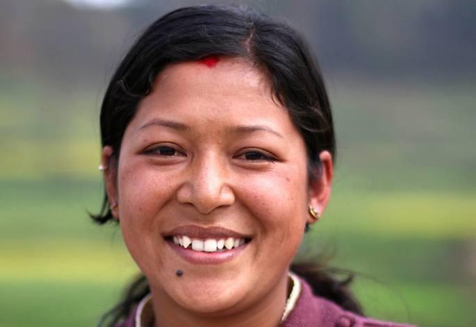 storie di adozione a distanza: Ramita