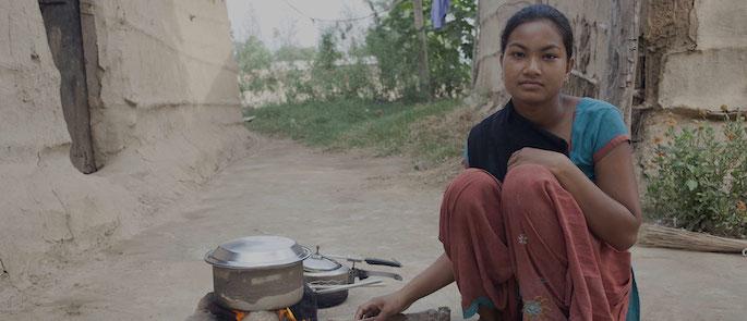 povertà in Nepal