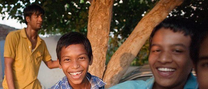 storie di adozione a distanza: Ravi