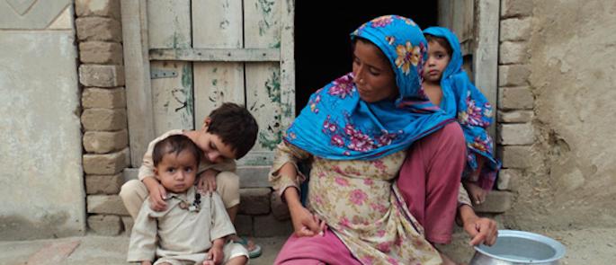 discriminazione delle donne nel mondo: Pakistan
