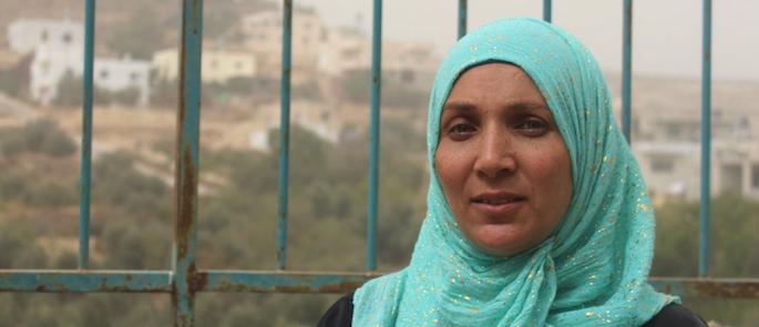 storie dalla Palestina: Iman