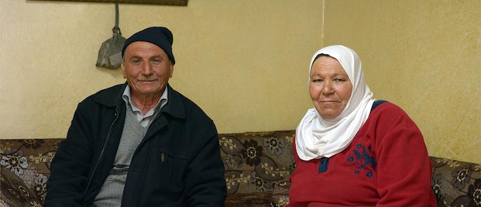 storie dalla Palestina: Jamal