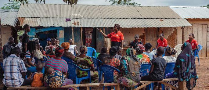 matrimoni precoci in Ghana