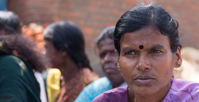 storie di adozione a distanza: Bhagya