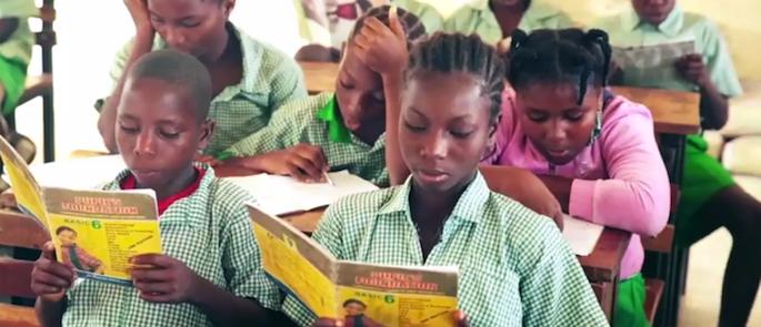 tutti i bambini hanno il diritto di studiare [VIDEO]