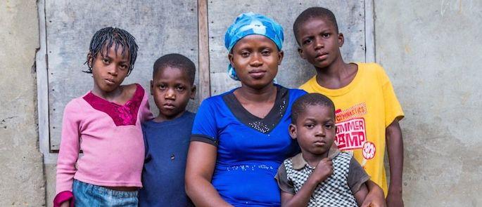 discriminazione delle donne nel mondo: Nigeria