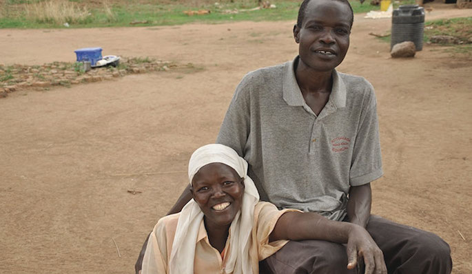 storie di adozione a distanza: Grace