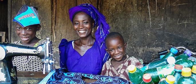 storie di adozione a distanza: Therese