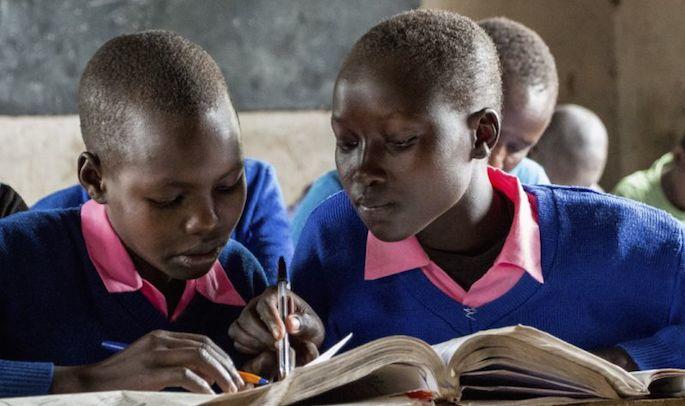 istruzione e povertà (bambine)
