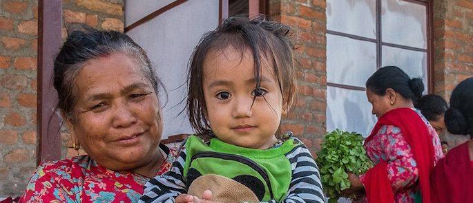 storie di adozione a distanza: Deshar