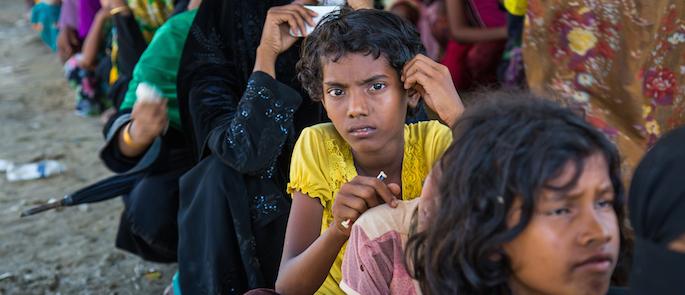 perché i Rohingya sono perseguitati