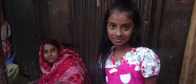 storie di adozione a distanza: Munni