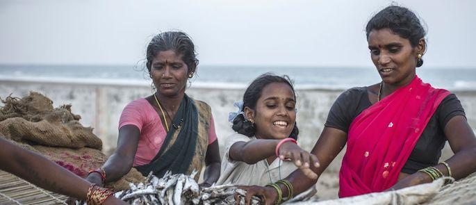 storie di adozione a distanza: Mylapalli