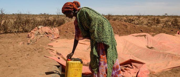 Paesi che non hanno acqua potabile