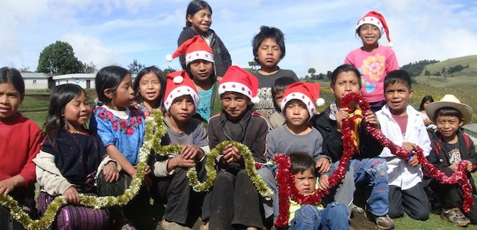 progetti da sostenere per Natale
