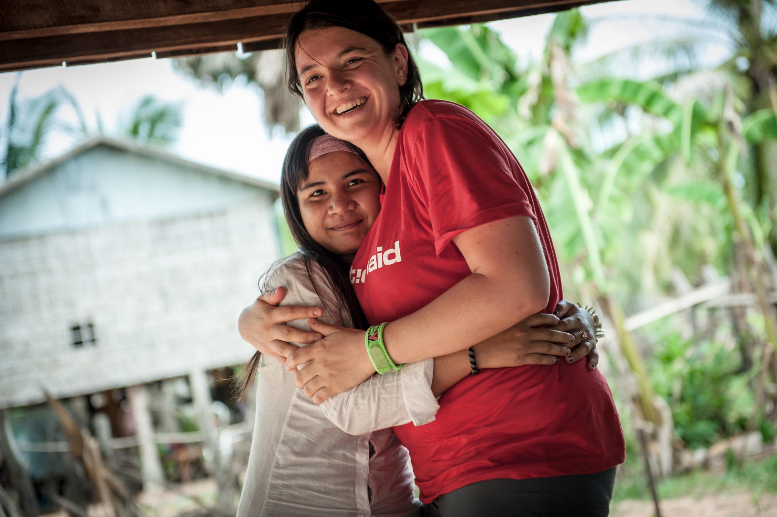 testimonianze adozione a distanza letizia theany