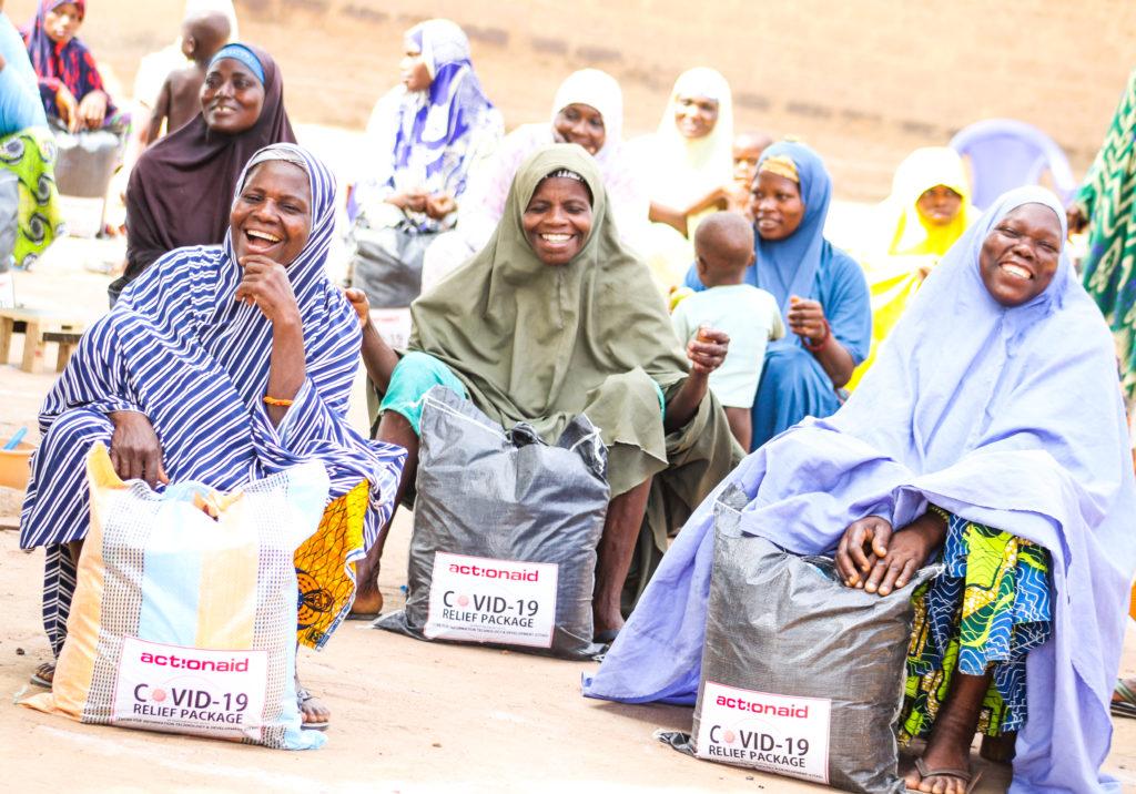 Aiuti ActionAid ad Abuja, Nigeria, per emergenza Coronavirus