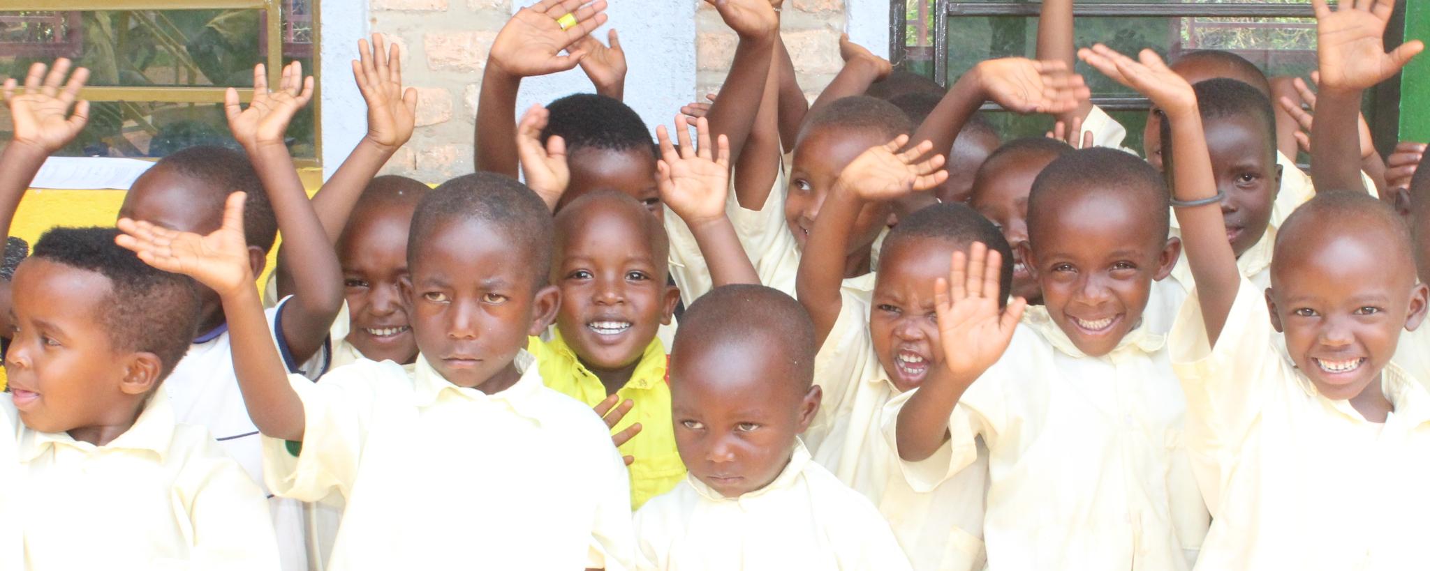 Centro ECD a Gishubi - Ruanda