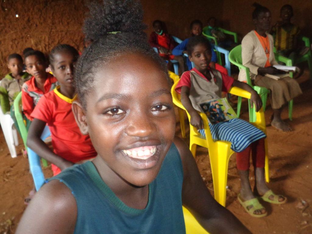 Pamoja nella sua classe - Etiopia