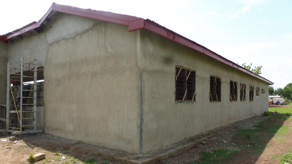 Nuova scuola a Sagnarigu - Ghana